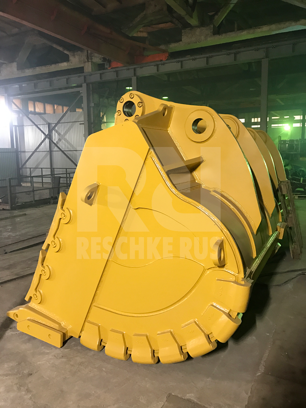 First 2 buckets Made in Russia for CATERPILLAR 390 - Фотография 2