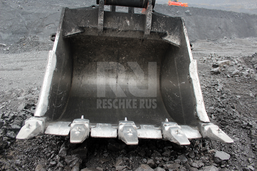 Backhoe Bucket for Hitachi EX 1200 - Фотография 1