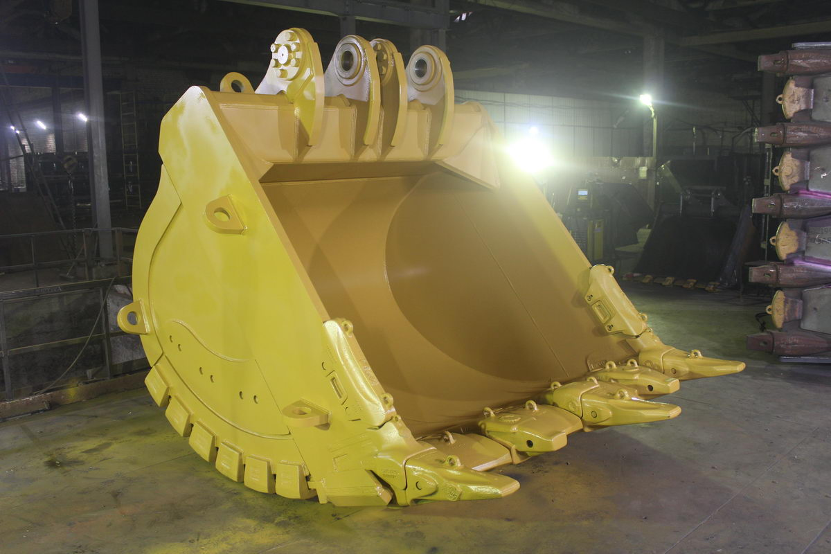 One more 12 cbm bucket for Far East! - Фотография 1
