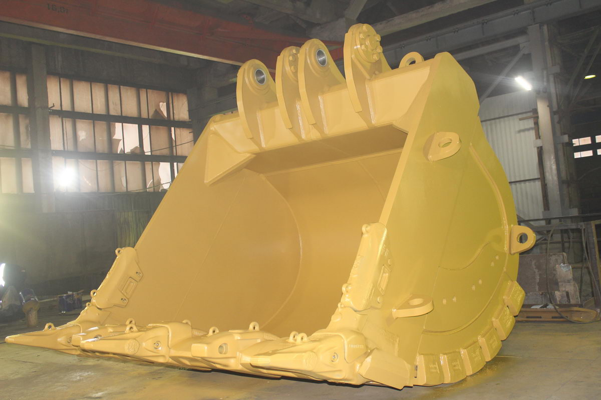 One more 12 cbm bucket for Far East! - Фотография 3