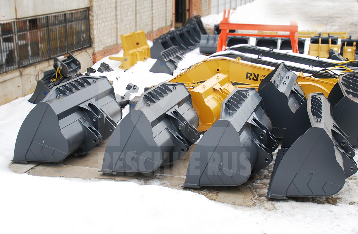 RESCHKE Performance Buckets for VOLVO L 220 G - Фотография 1
